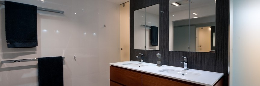 gold coast bathroom renovation feature min